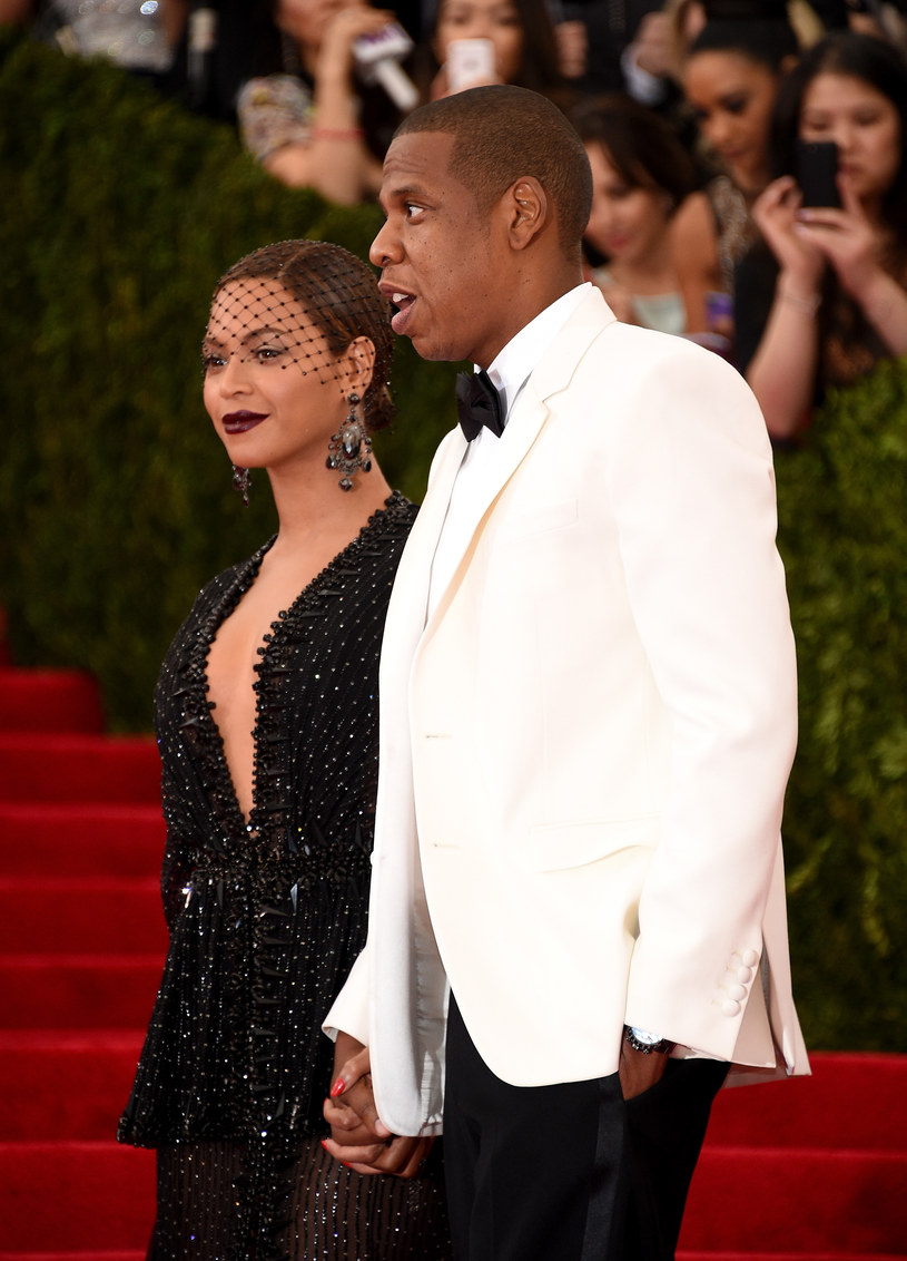 Beyonce i Jay Z /Lary Busacca /Getty Images