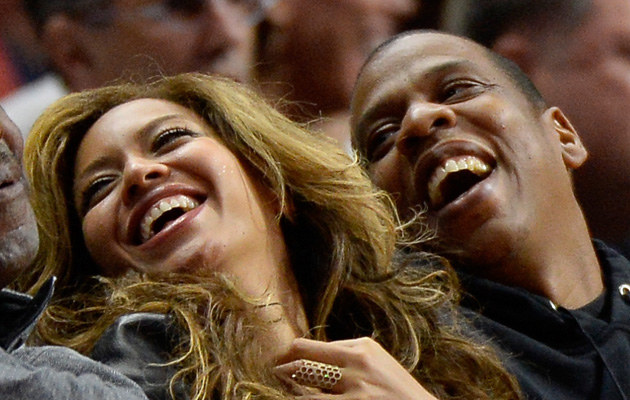Beyonce i Jay Z /Harry How /Getty Images