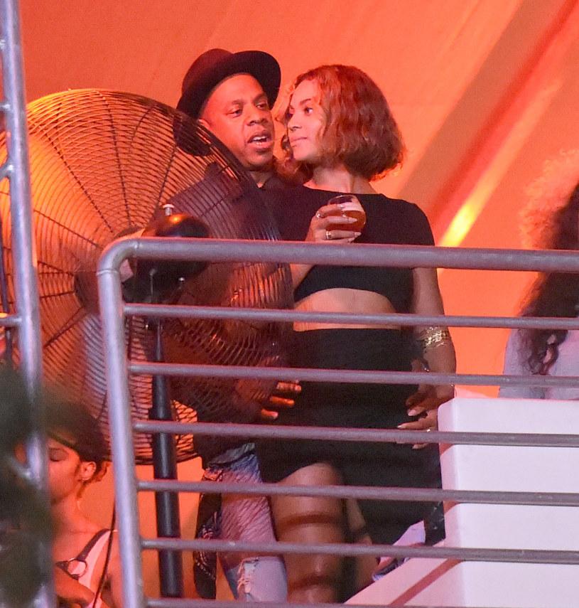 Beyonce i Jay-Z /Michael Buckner  /Getty Images