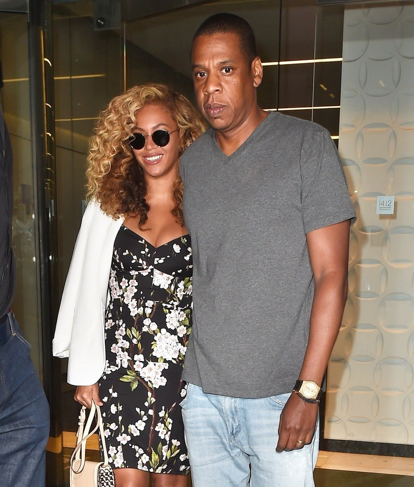 Beyonce i Jay-Z /East News