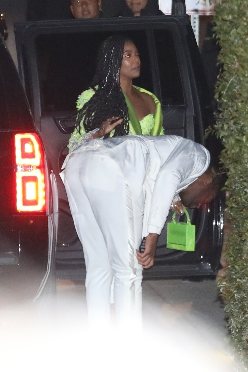 Beyonce i Jay-Z /BACKGRID /Agencja FORUM