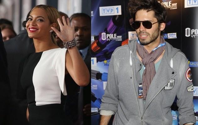 Beyonce i Radzimir Dębski /pomponik /Getty Images