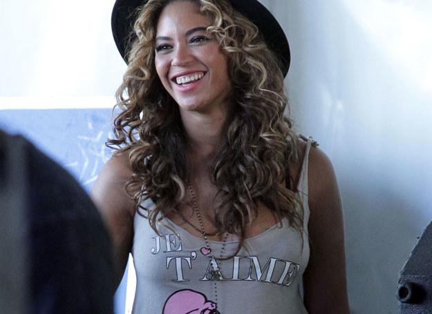 Beyonce Knowles uwielbia pączki /Getty Images/Flash Press Media