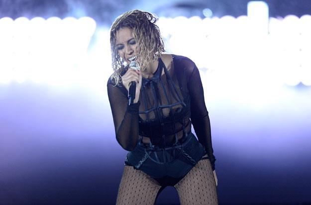 Beyonce nie wytrzymała napięcia fot. Kevork Djansezian /Getty Images