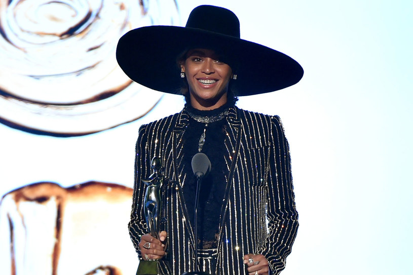 Beyonce podczas gali CFDA /Getty Images