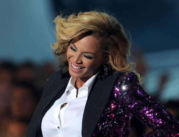 Beyonce podczas występu na gali Video Music Awards - fot. Kevin Winter /Getty Images/Flash Press Media