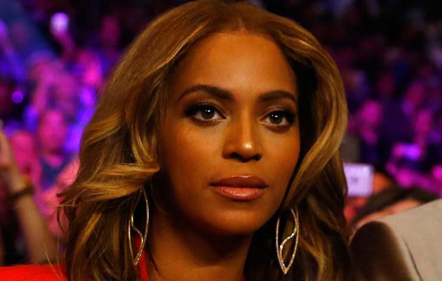 Beyonce przeżywa ciężkie chwile! /Al Bello /Getty Images