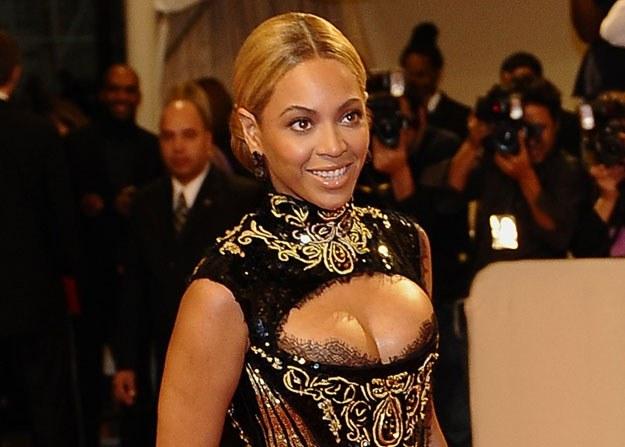 Beyonce skorzystała z sugestii fanów /arch. AFP