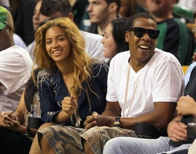 Beyonce sprawiła Jay'owi-Z  kosztowny prezent fot. Jim Rogash /Getty Images/Flash Press Media