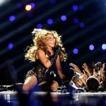 Beyonce w obcisłym kostiumie podczas Super Bowl 2013