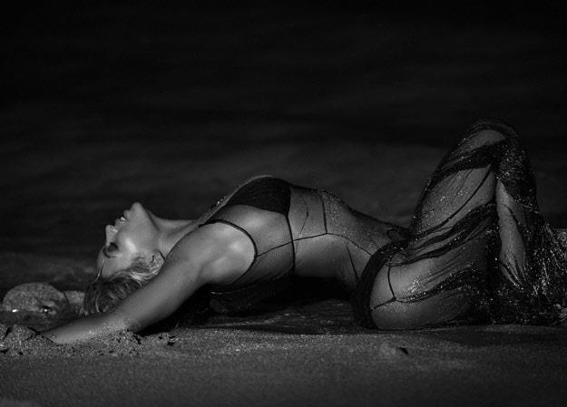 """Beyonce w teledysku """"Drunk In Love"""" /"""