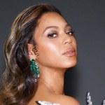 Beyoncé wygląda obłędnie w czarnej sukni. Ma talię osy!