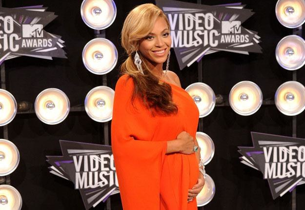 Beyonce za wszelką cenę chciała pokazać, że spodziewa się dziecka fot. Jason Merritt /Getty Images/Flash Press Media