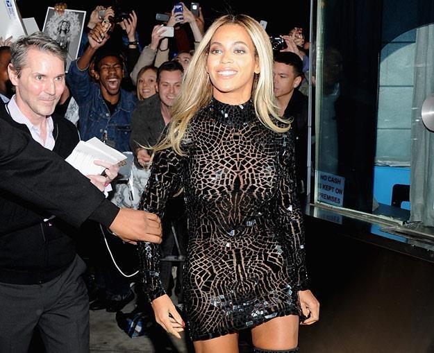Beyonce zagrała va banque i zgarnęła całą pulę (fot. Jamie McCarthy) /Getty Images/Flash Press Media