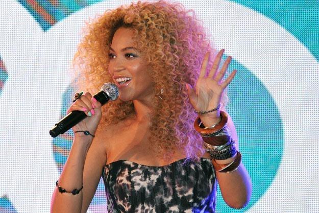 Beyonce zakupy robi błyskawicznie fot. Stephen Lovekin /Getty Images/Flash Press Media