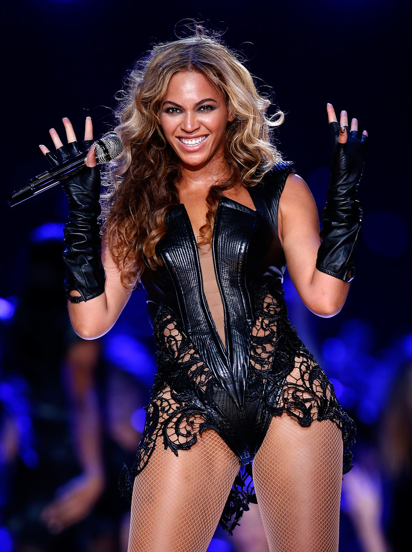 Beyonce /- /Getty Images