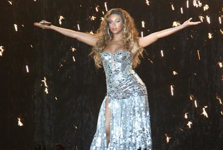 Beyonce /arch. AFP