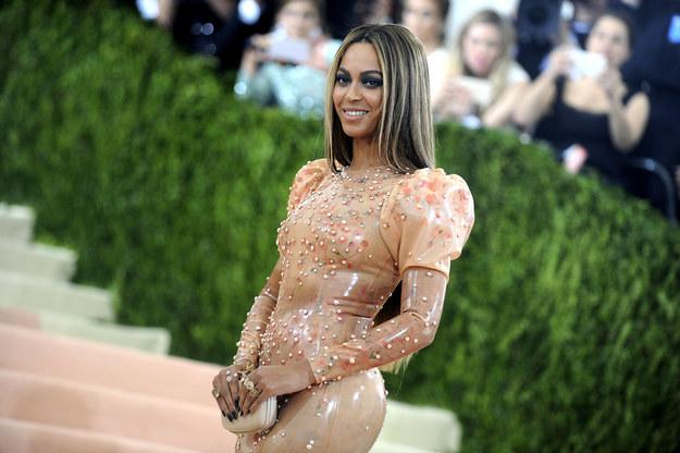 Beyonce /Dennis Van Tine/Geisler-Fotopres /PAP/DPA