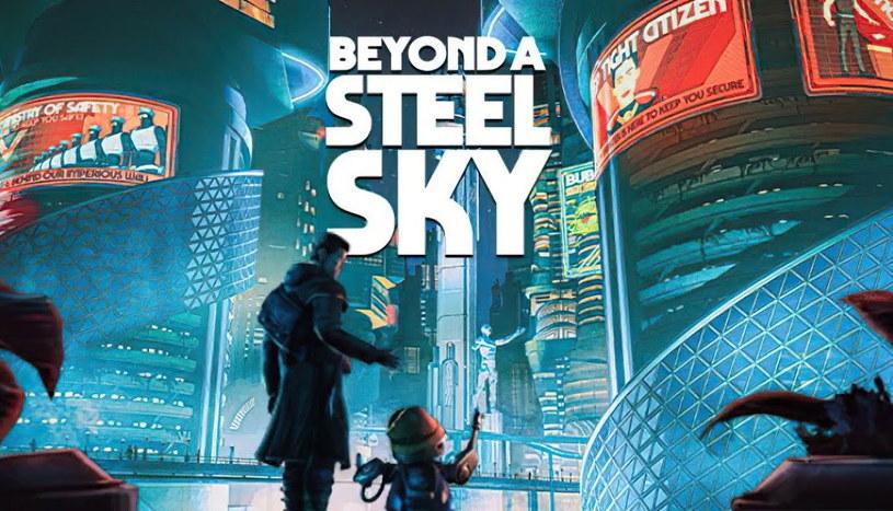 Beyond a Steel Sky /materiały prasowe