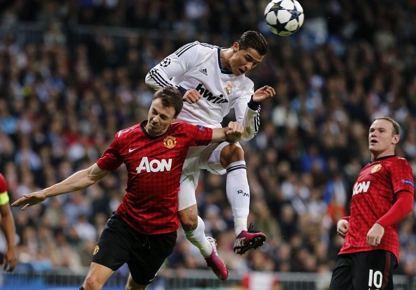 Bez fantastycznej główki Cristiano Ronaldo, Real stałby dziś na granicy katastrofy /AFP