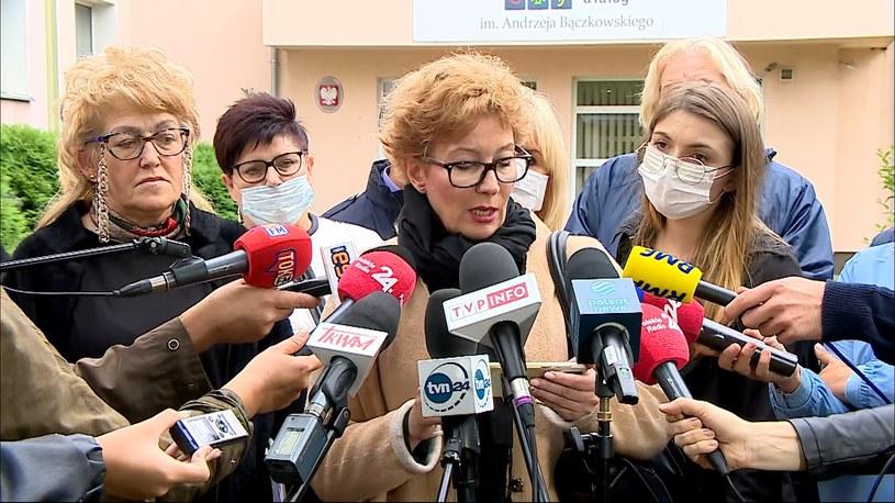 Bez porozumienia medyków z rządem /Polsat News /