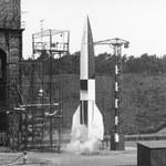 Bez rakiet V-2 nie byłoby dzisiejszych lotów w kosmos