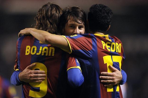 """Bez względu na awanturę wokół """"Złotej Piłki"""" Leo Messi jest najlepszy na świecie. /AFP"""