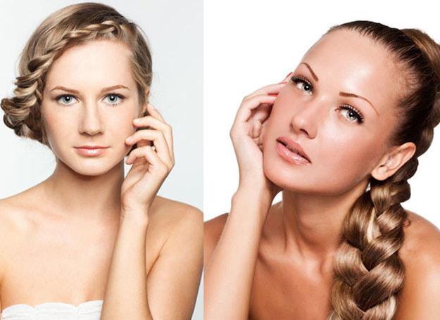 Bez względu na to, jaki styl wybierzesz, aby podczas splatania włosy nie rozsypywały się, zastosuj prosty trik /123RF/PICSEL