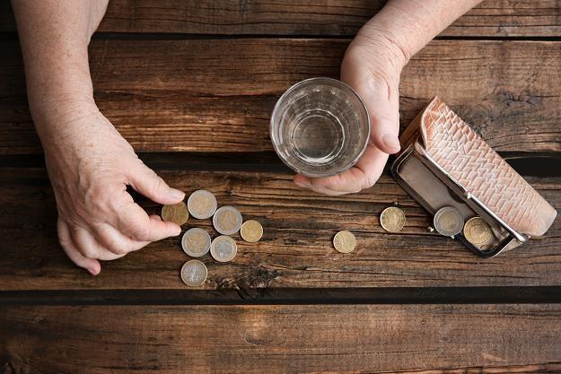 Bez zwiększenia składki emerytalnej nie powiększymy emerytury (zdj. ilustracyjne) /©123RF/PICSEL