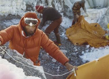 Bezcenne archiwum himalajskie uratowane. Lhotse i Antarktyda na jednej wystawie