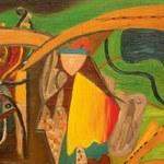 Bezcenny obraz polskiego surrealisty na wystawie