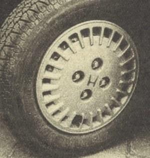 Bezdętkowe opony o wymiarze 175/70 R13 zachowują się doskonale na nawierzchniach suchych, na mokrych zaś - tylko przeciętnie. /Motor