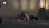 """Bezdomni w czasie pandemii. """"Tak źle jeszcze nie było"""""""