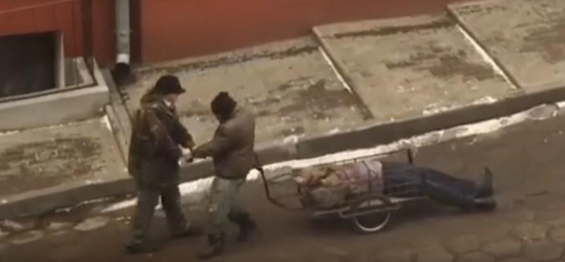 Bezinteresowna, koleżeńska pomoc /Lublin112 /YouTube