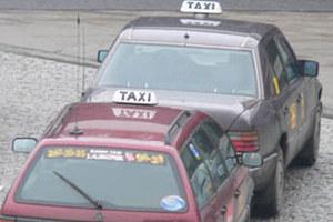Bezkarność taksówkarzy