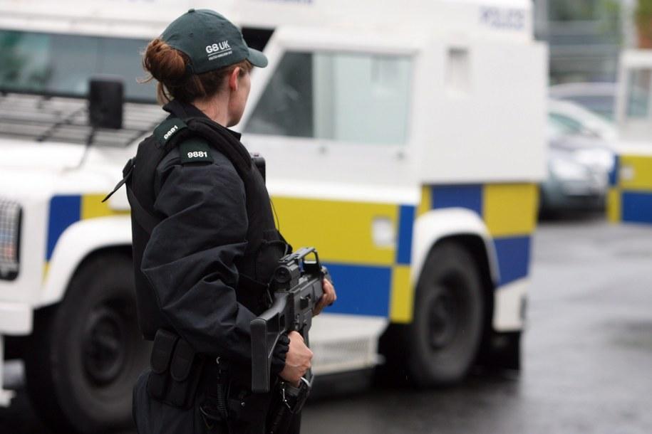 Bezpieczeństwa na szczycie pilnuje 8 tys. policjantów /AIDAN O'REILLY /PAP/EPA