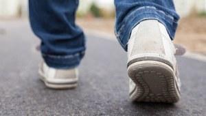 Bezpieczeństwo pieszego na drodze
