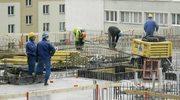 Bezpieczeństwo pracy w budownictwie - upadki, poślizgnięcia. Nowa kampania PIP