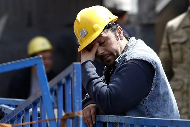 Bezpieczeństwo przemysłu wydobywczego jest w Turcji poważnym problemem /TOLGA BOZOGLU /PAP/EPA