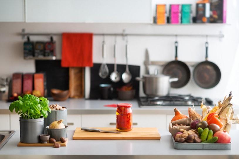 Bezpieczna kuchnia? /©123RF/PICSEL
