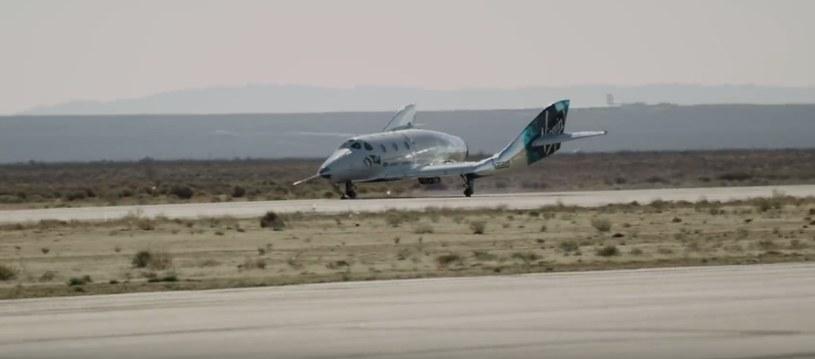Bezpieczne lądowanie /materiały prasowe