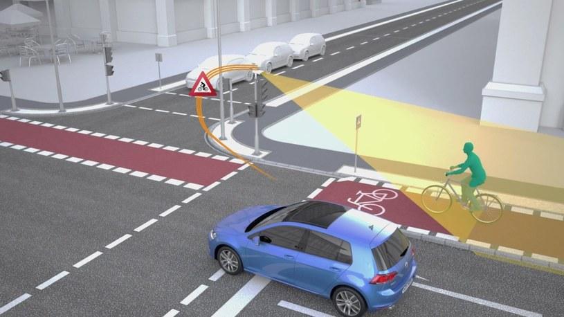 Bezpieczniejsze skrzyżowania to główny cel Volkswagena i Siemensa /materiały promocyjne