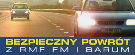 Bezpieczny Powrót z RMF FM
