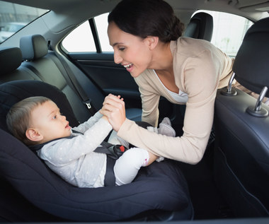 Bezpieczny samochód rodzinny