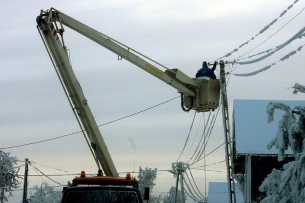 Bezpośrednią przyczyną awarii były bardzo ciężkie warunki pogodowe/fot. Jacek Kozioł /Agencja SE/East News