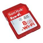 Bezprzewodowe karty WiFi do aparatów cyfrowych
