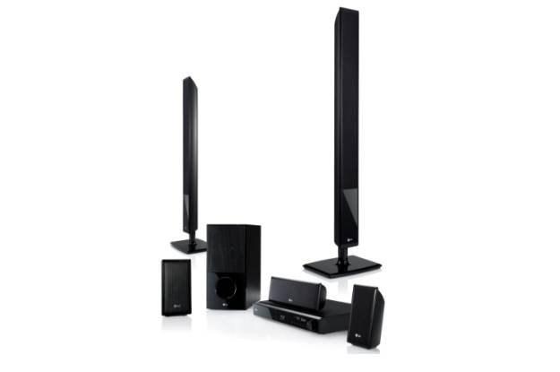 Bezprzewodowe kino domowe -  LG HB905PA /materiały prasowe