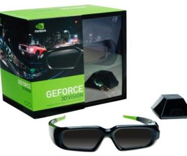 Bezprzewodowe okulary 3D Vision od NVIDIA