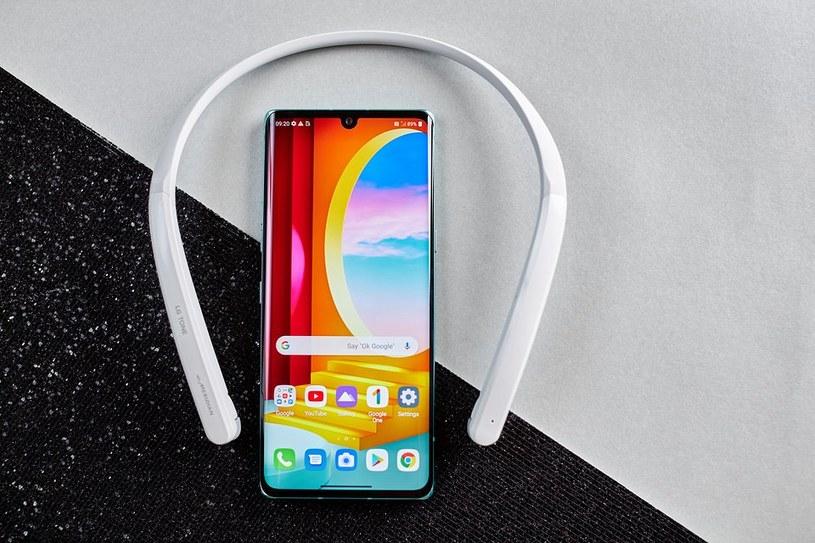 Bezprzewodowe słuchawki LG Tone Flex HBS – XL7 /materiały prasowe