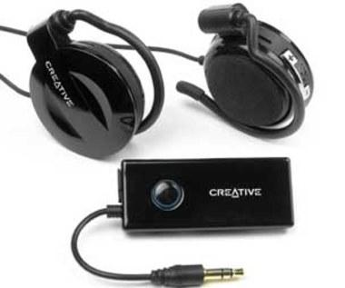 Bezprzewodowe słuchawki z bluetoothem